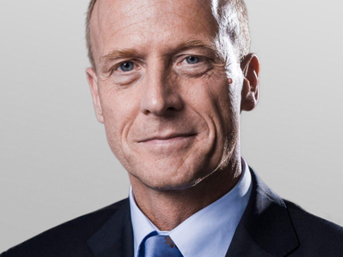 Enders. Tom Enders (Airbus CEO)