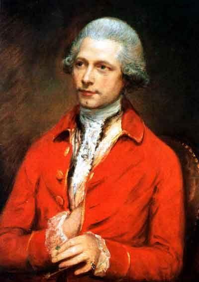 John Joseph Merlin  artist: Thomas Gainsborough