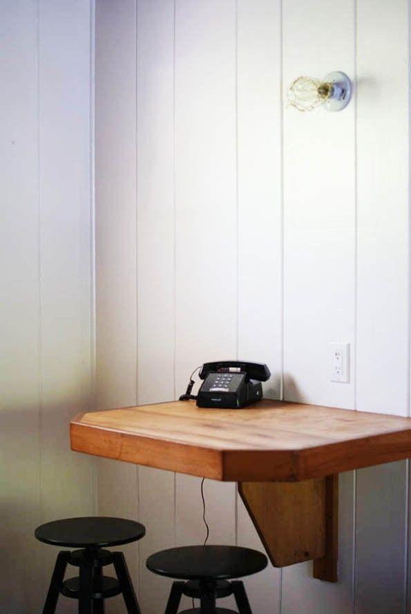 Ojai Rancho Inn in Ojai, California, Remodelista #phonebooth