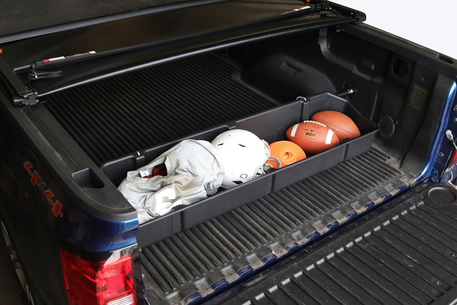 2019 Silverado 1500 Side Mounted Bed Storage Box Package