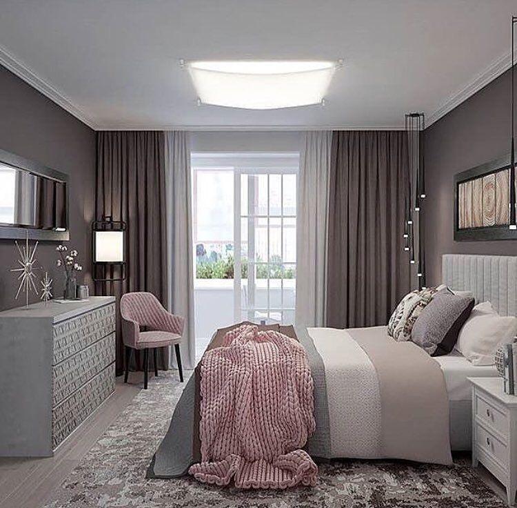 Ultra Luxe Bedroom Home Decor Inspiration Home Decor: #house #design #дом #уют #интерьер #дизайн #гостиная