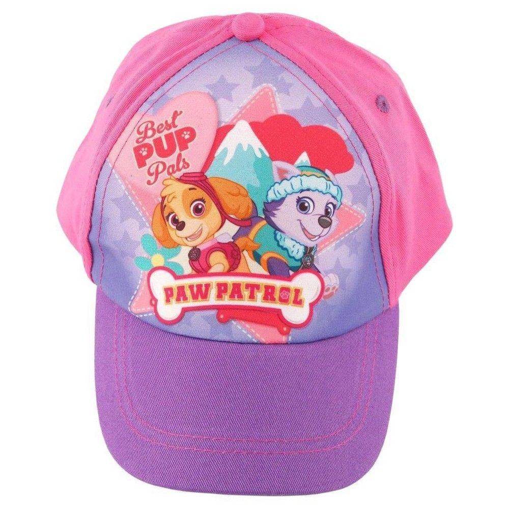 Nickelodeon Paw Patrol Toddler Girls' Baseball Hat - Pink, Toddler Girl's