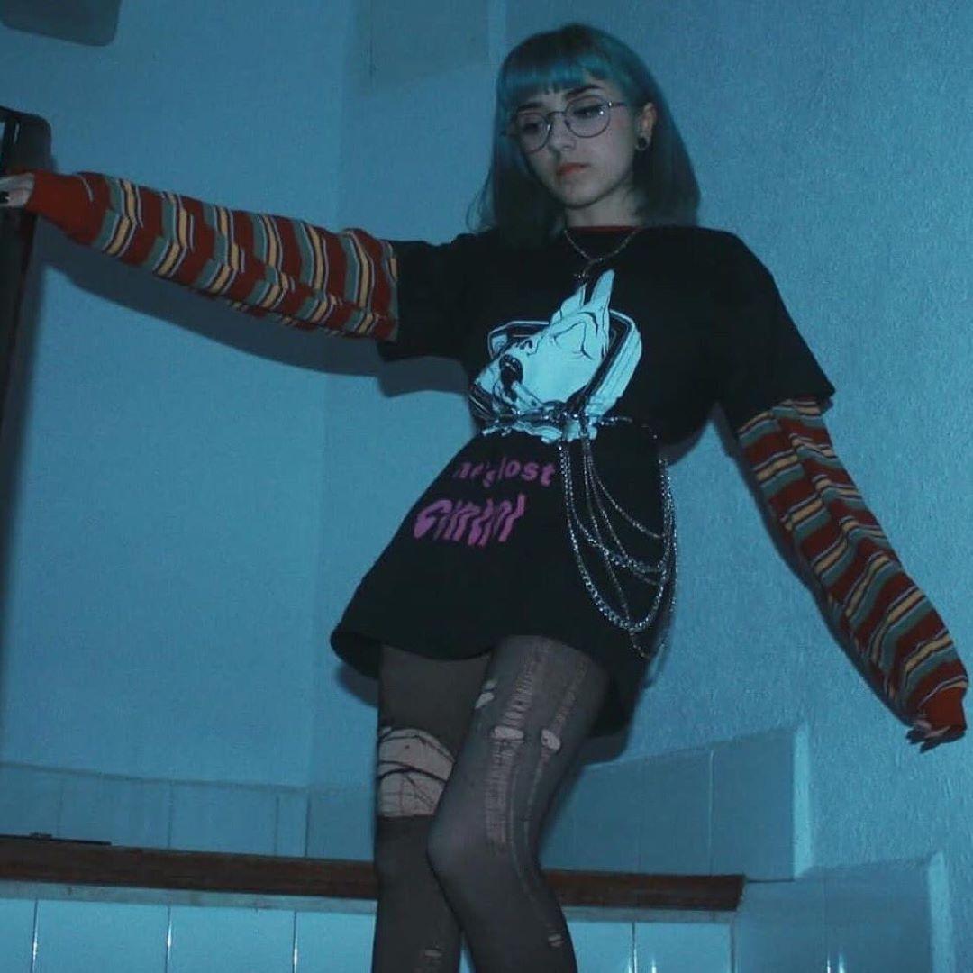 Photo of ¡Outfits Aesthetic Grunge que te van a encantar!
