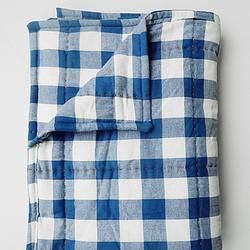 Blue Flannel Wholecloth