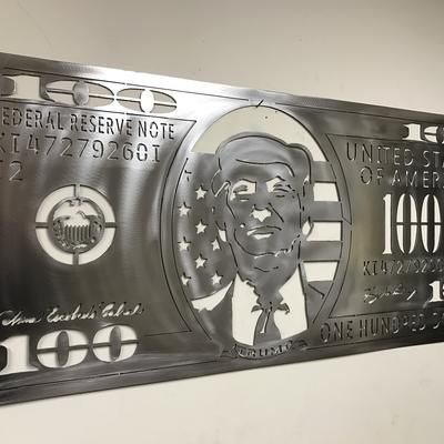 For Him - Metal Art of Wisconsin (With images) | Metal art ...