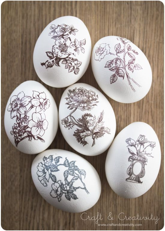 Gnuggisar Pa Agg Rub Ons On Easter Eggs Craft Creativity Diy