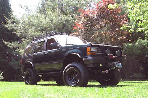 1994 Ford Explorer Ford Explorer Explore Monster Trucks
