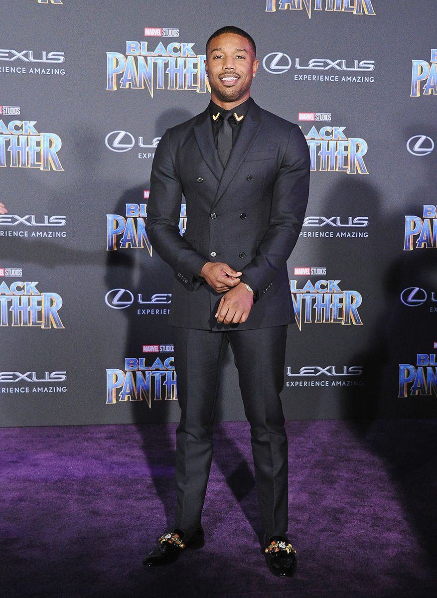 The Black Panther Global Premiere Was Peak Black