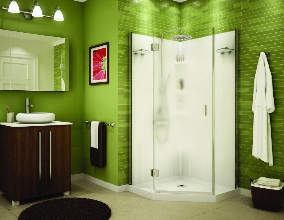 Bold corner shower kits corner shower stalls neo