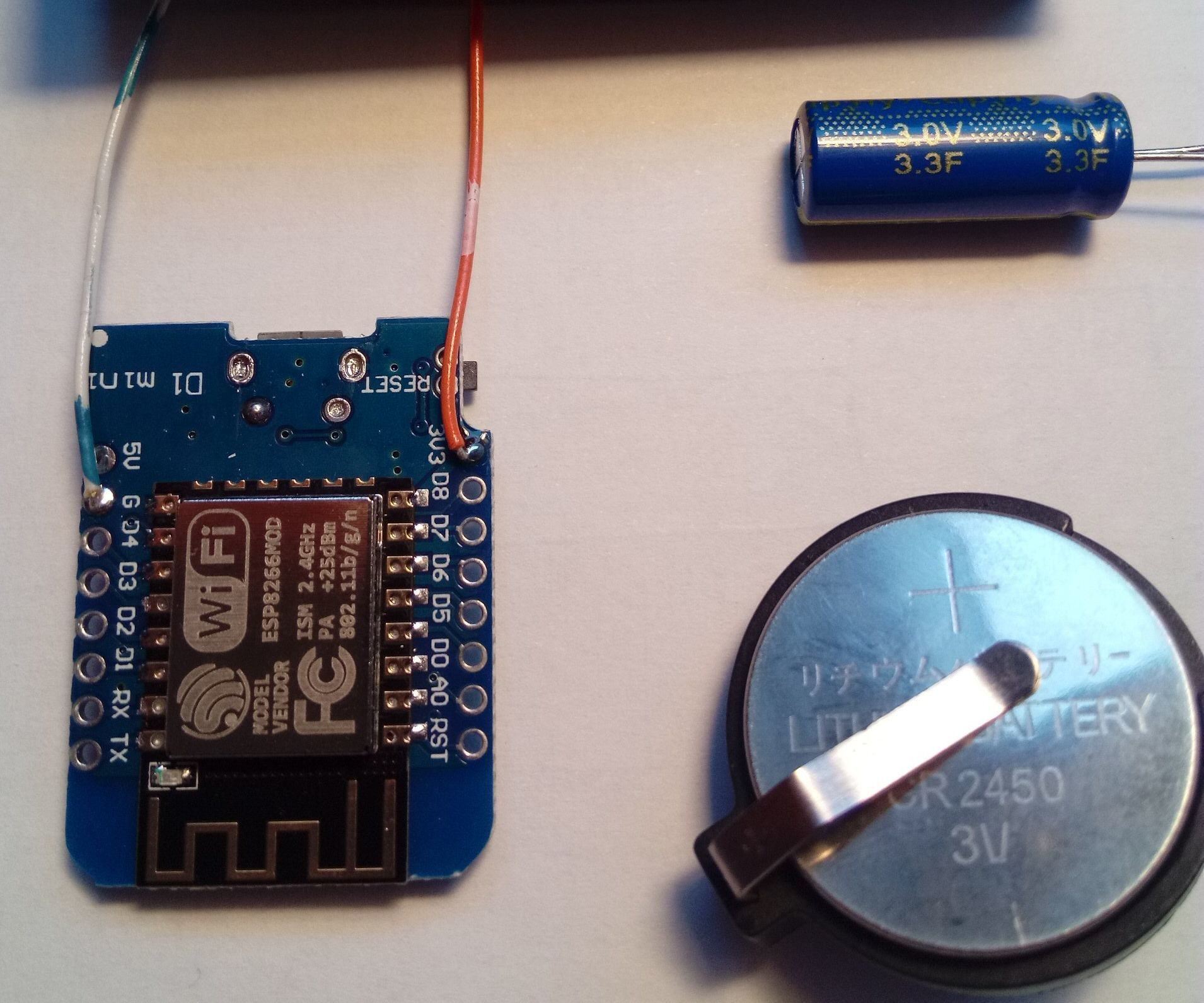 Remote Control Esp8266 With Coin Cell And Tech Controlled Toy Car Circuit Transceiver Module