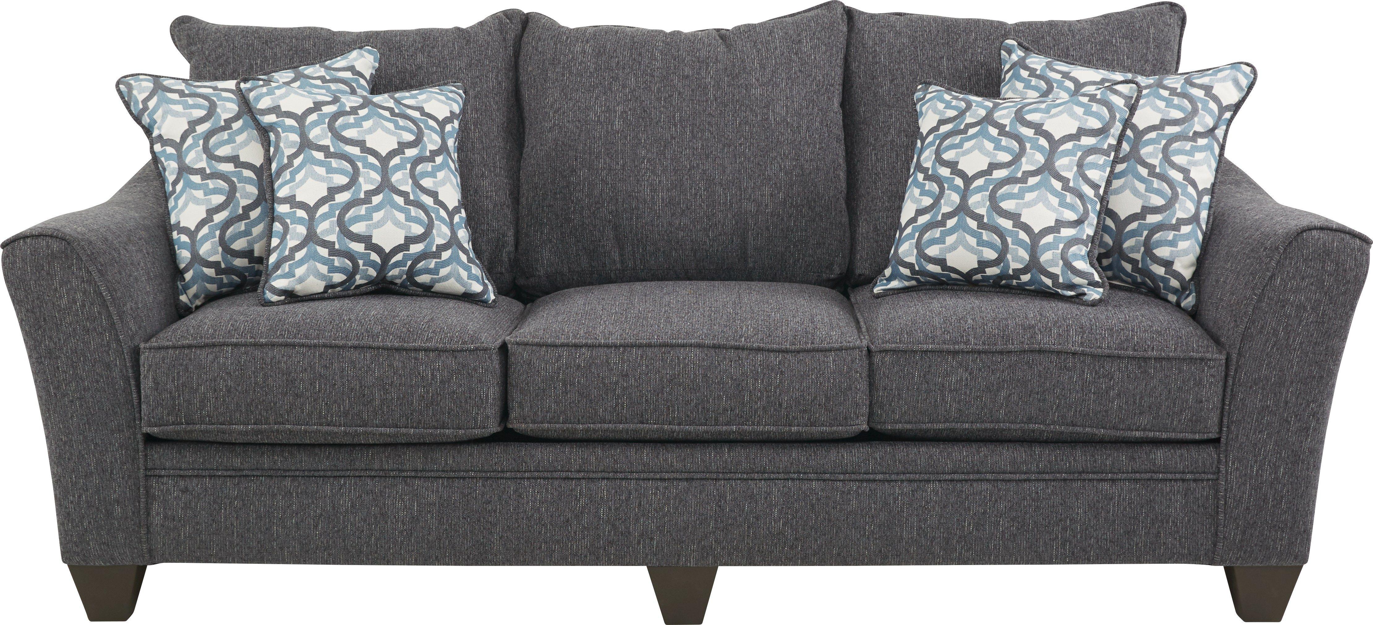 Wondrous Victoria Park Gunmetal Sleeper In 2019 Atl Home Sofa Camellatalisay Diy Chair Ideas Camellatalisaycom