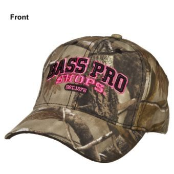 15498b51e6b61 Bass Pro Camo Hat. WANT THIS!  3