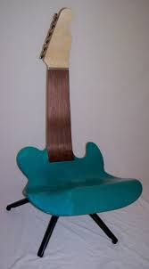 Guitar Shaped Chair Gliding Rocking Covers Image Result For Bed Sound Of Music Inspiration