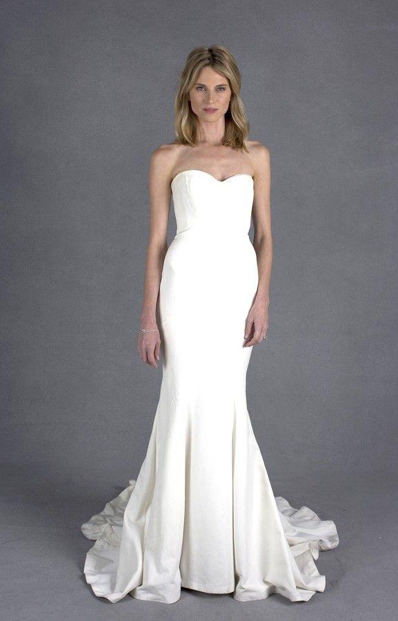 Dakota Bridal Gown on ShopStyle | Down The Aisle | Pinterest ...