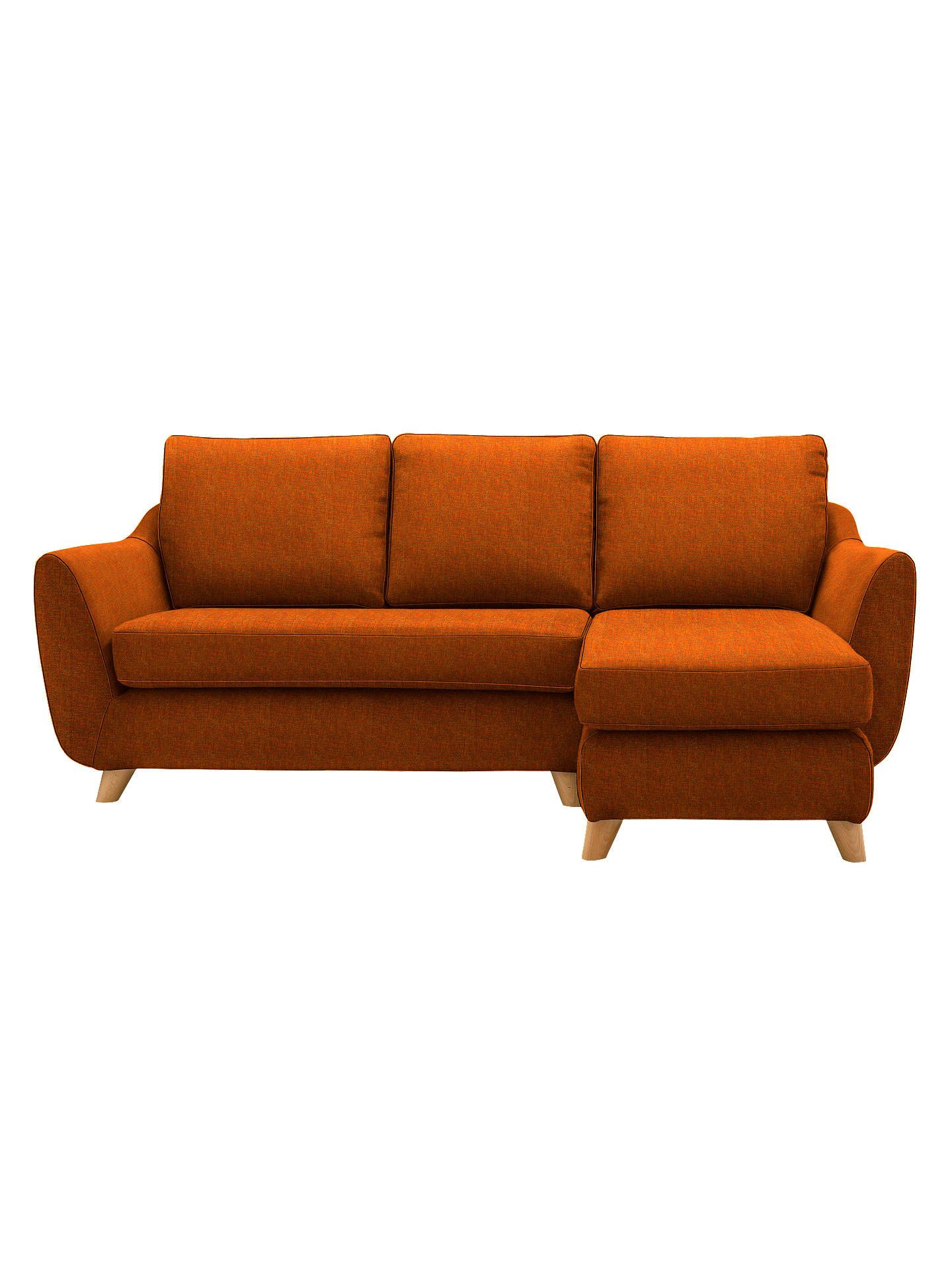 BuyG Plan Vintage The Sixty Seven RHF Chaise End Sofa, Marl Flame ...