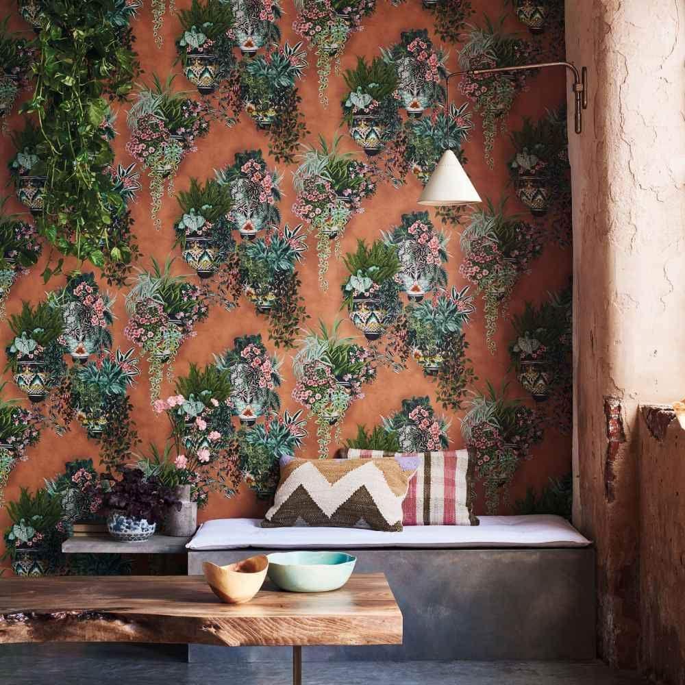 Talavera Wallpaper Seville Collection Cole Son In 2020