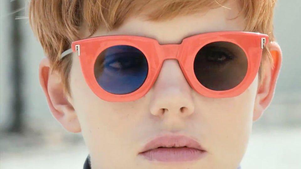Two Way Reversible Sunglasses By HAiK And Kaibosh