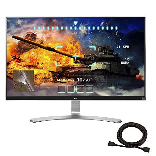 2020 Newest 2020 Premium Lg 27 Inch 4k 3840x2160 Uhd Ips Monitor Vesa Compatible With Freesync Hdmi Displayport Technology Of Software And Hardware In 2020 Monitor Hdmi Lcd Monitor