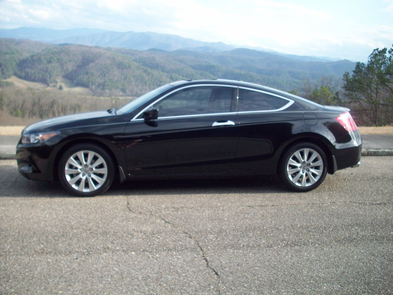 Marvelous 2009 Honda Accord Coupe│Future Candidate