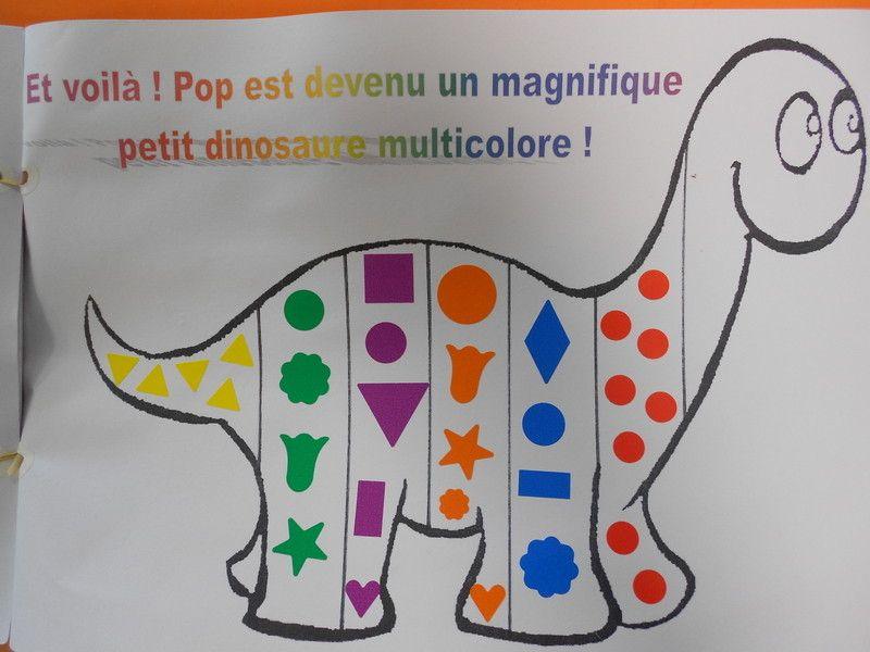 Sehr Pop mange de toutes les couleurs - ecole-saint-aubin-guerande  RR42