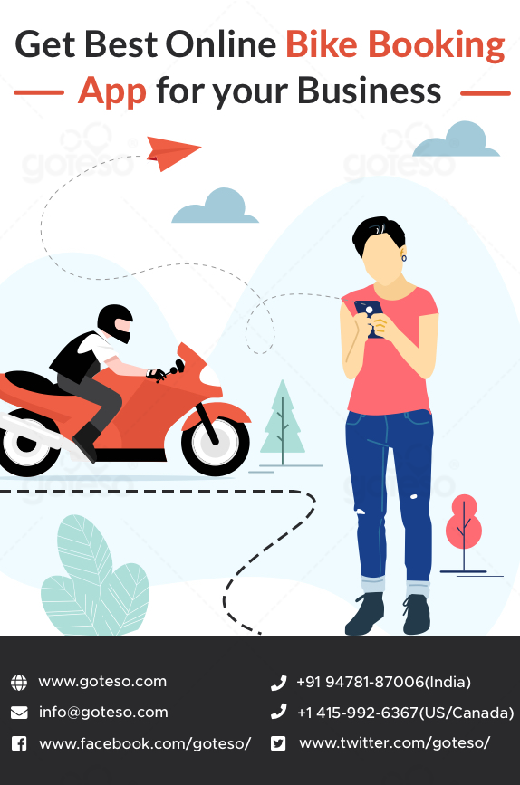The Idea Of A Bike Booking App Is Gaining Immense Popularity As
