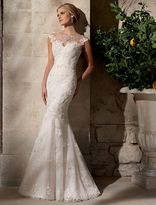 Glamourous Gowns Mori Lee 2702 | Wedding ideas | Pinterest ...