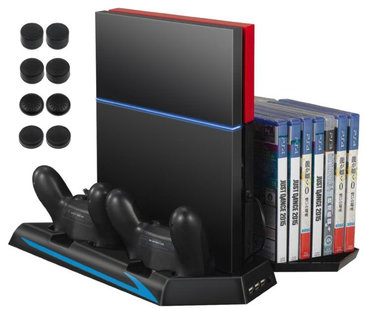 Best Ps4 Cooling Fan Wips4 Ps4 Vertical Stand Ps4 Game