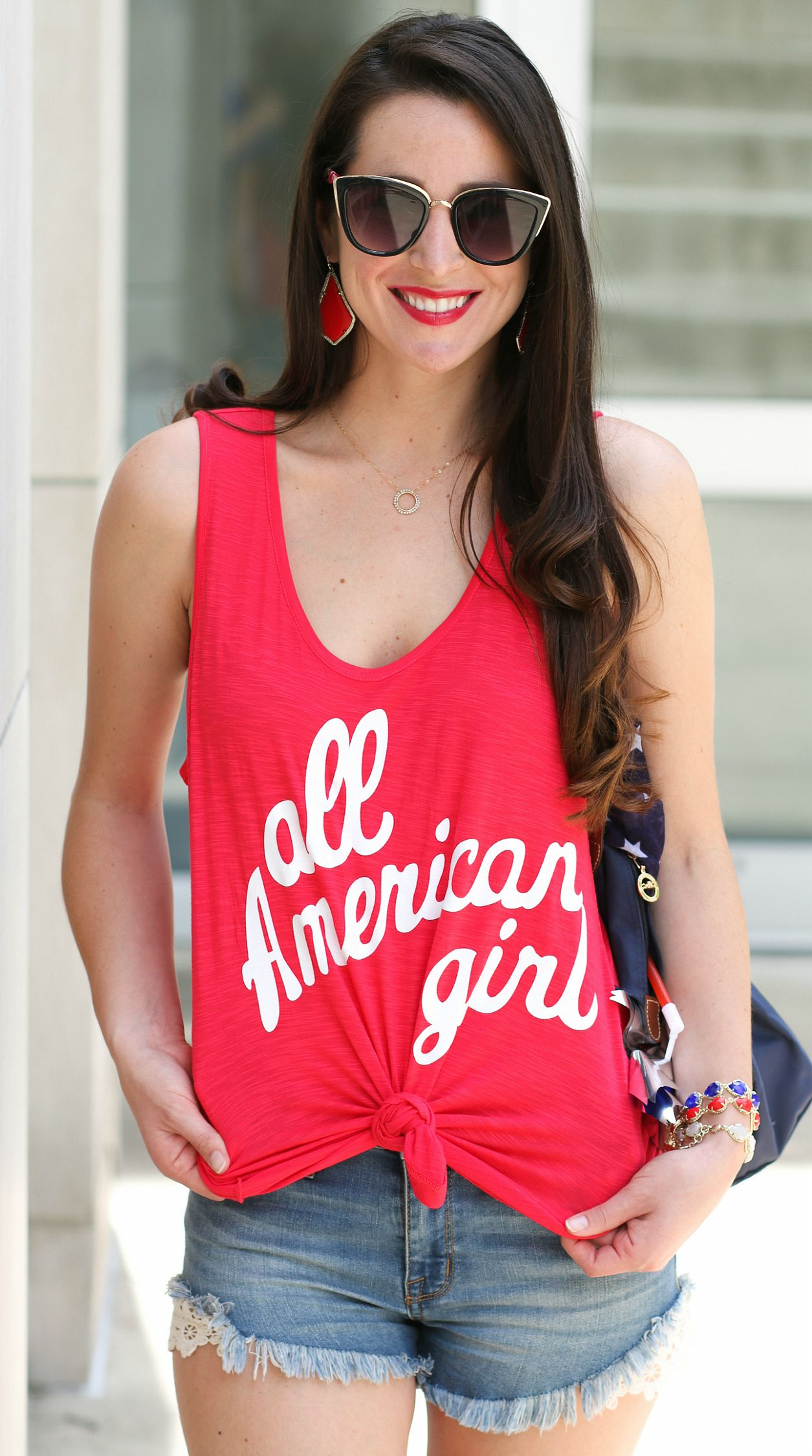 All American Girl The Best Fourth Of July Weekend Sales Pinterest