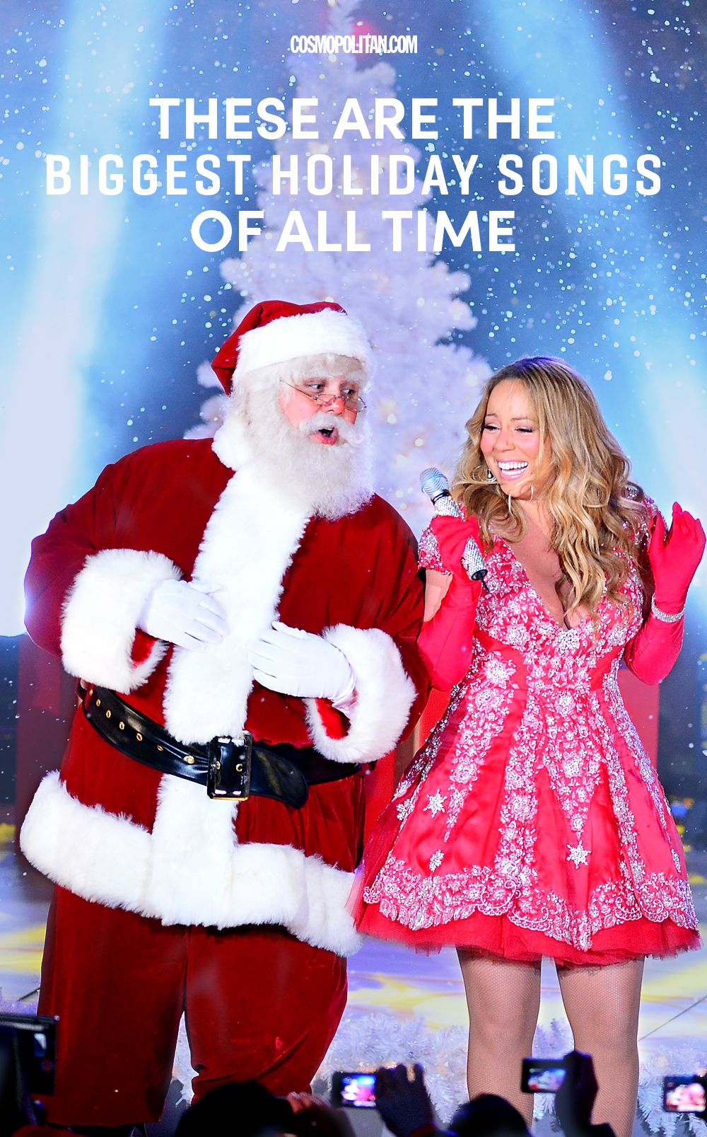 These Are the Biggest Holiday Songs of All Time