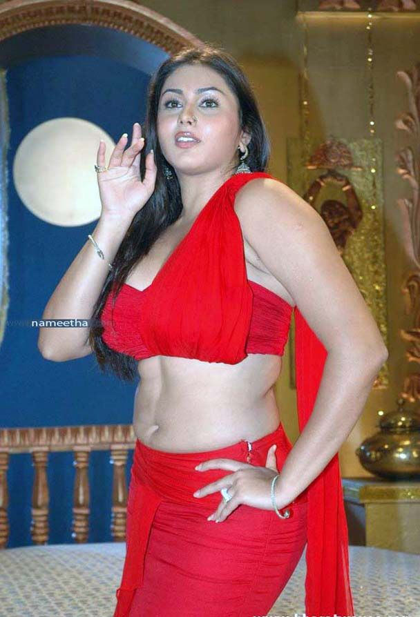 Namitha navel pics