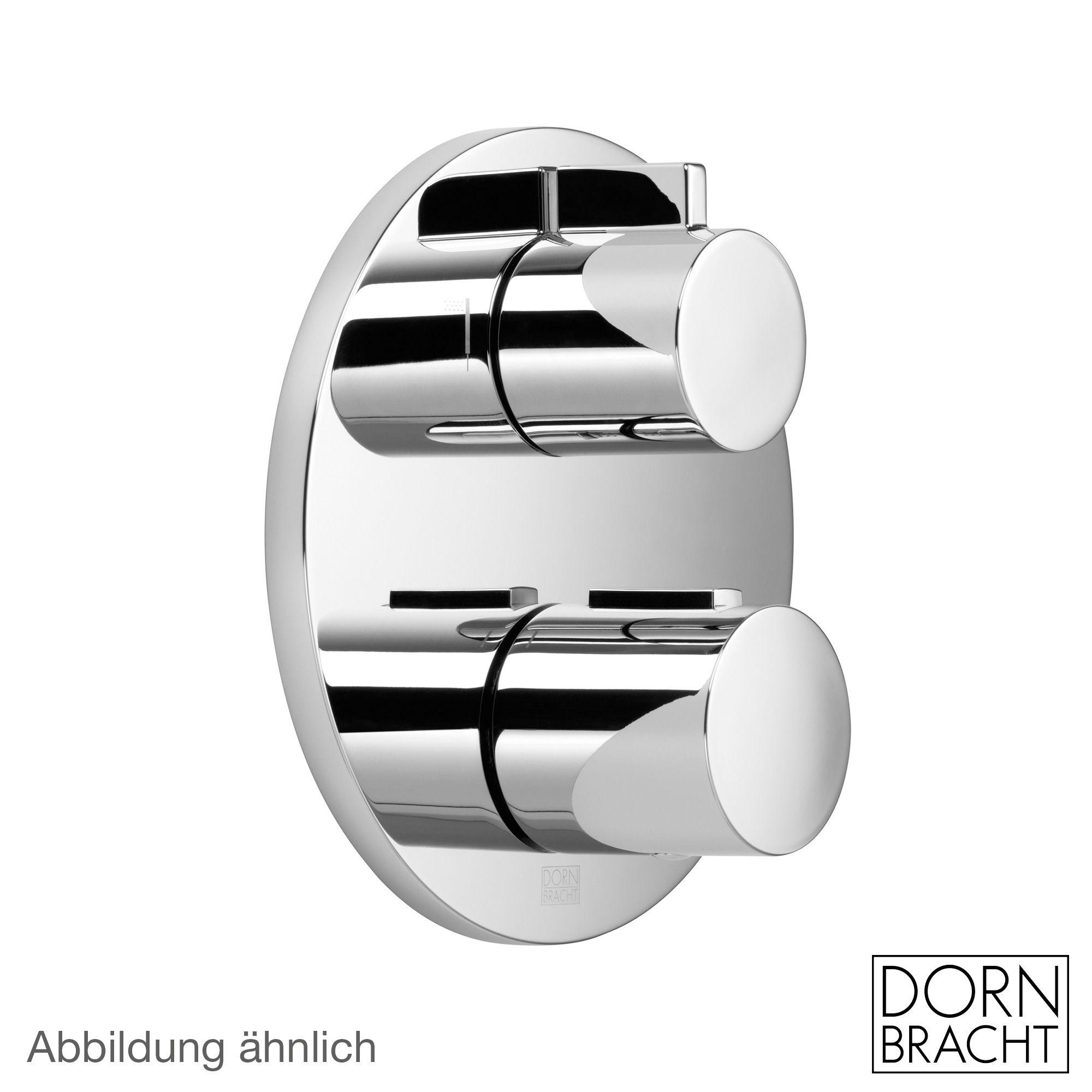 Dornbracht concealed thermostat with twoway volume