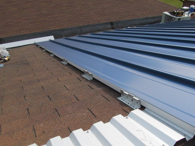 Metal Roof Over Shingles Furring Strips