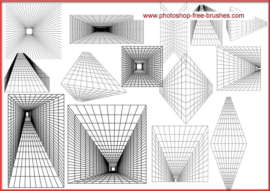 Perspective Grid Brush Perspective Drawing Lessons Perspective Art Perspective Drawing