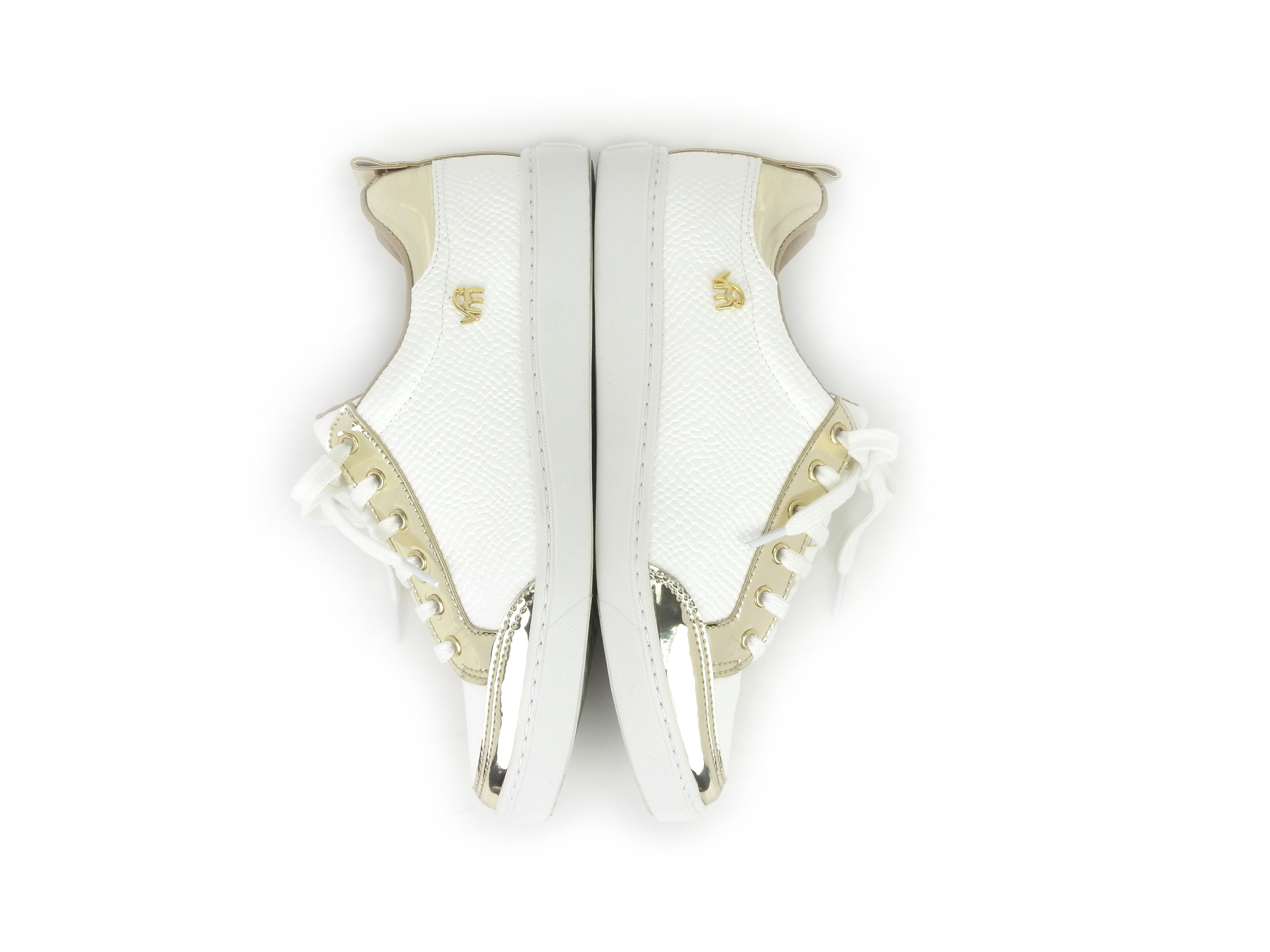 d98725deb Trend - Casual - Metalizado - Sport chic - Ref. 16-12415   tênis ...