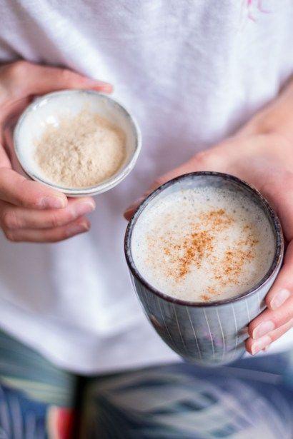 Hormonausgleichender Ashwagandha Latte & Adaptogene – Heavenlynn Healthy – Carey&CleanEatingS