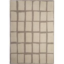 Photo of benuta Naturals wool carpet Nesta Cream 200×280 cm – natural fiber carpet made of wool