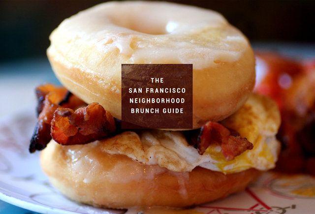 Best brunch spots in san francisco