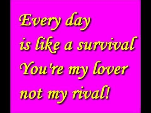 Karaoke Karma Chameleon - Video with Lyrics - Culture Club