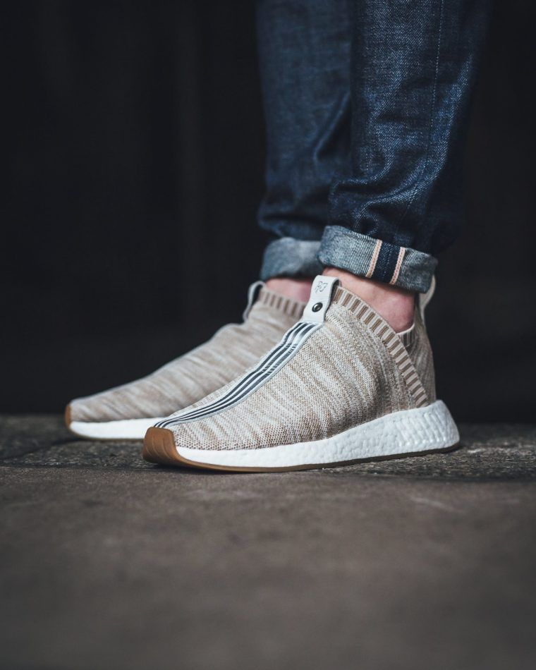 In der Mode Adidas Wmns NMD CS2 Primeknit Casual, Low Top