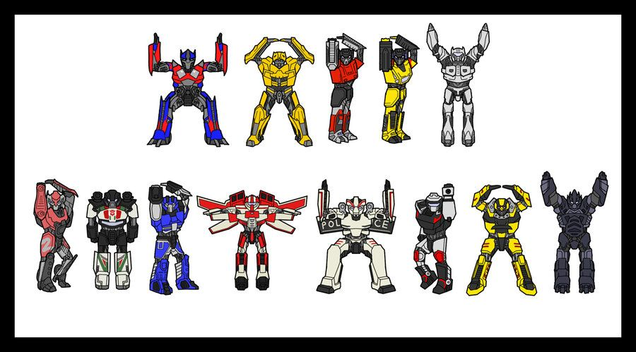 Transformers Birthday Card By Silverwolf05 On Deviantart Transformer Birthday Transformers Birthday Parties Birthday Cards