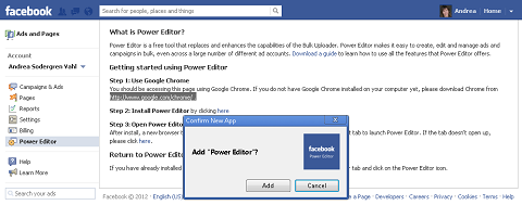 Great tips on maximizing your email newsletter list with #facebook power editor