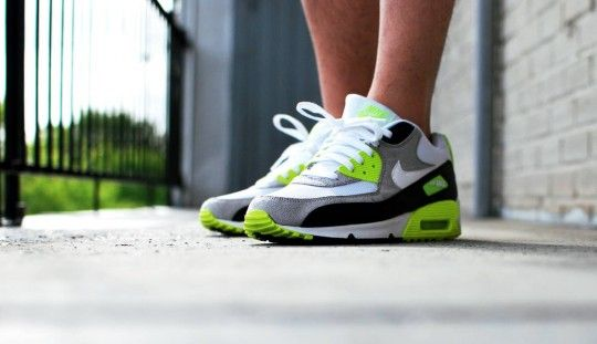 Albert New Yen Nike Air Max 90 Volt 540x311