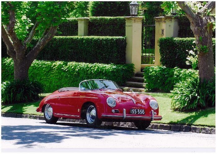1955 Pre A Speedster