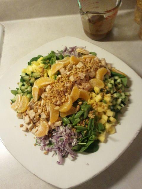 recipe: pampered chef cobb salad recipe [19]
