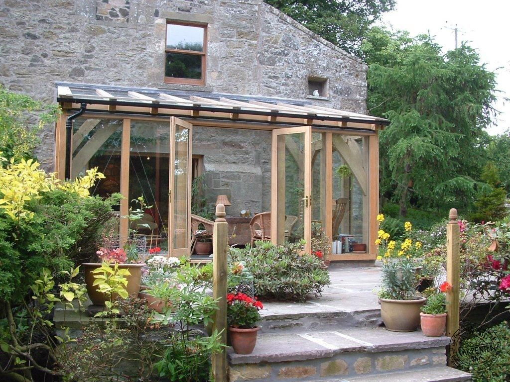 building regulations timber frame construction conservatories