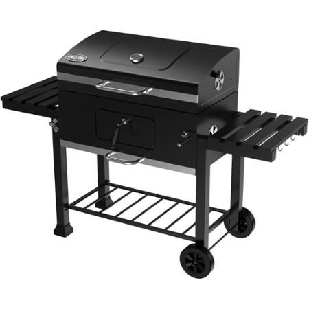 Kingsford 32 Charcoal Grill Black With Images Charcoal Grill Charcoal Bbq Grill Charcoal Bbq