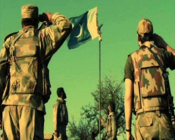 Pak army salute     | Pakistan Zindabad | Pakistan army