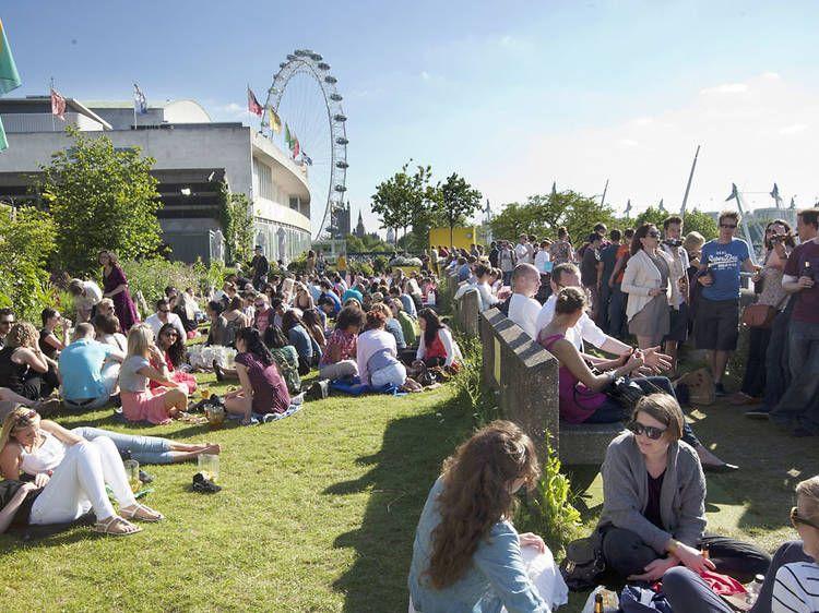 The Best Rooftop Gardens In London | Roof Garden, Garden Bar, Garden Planning Layout