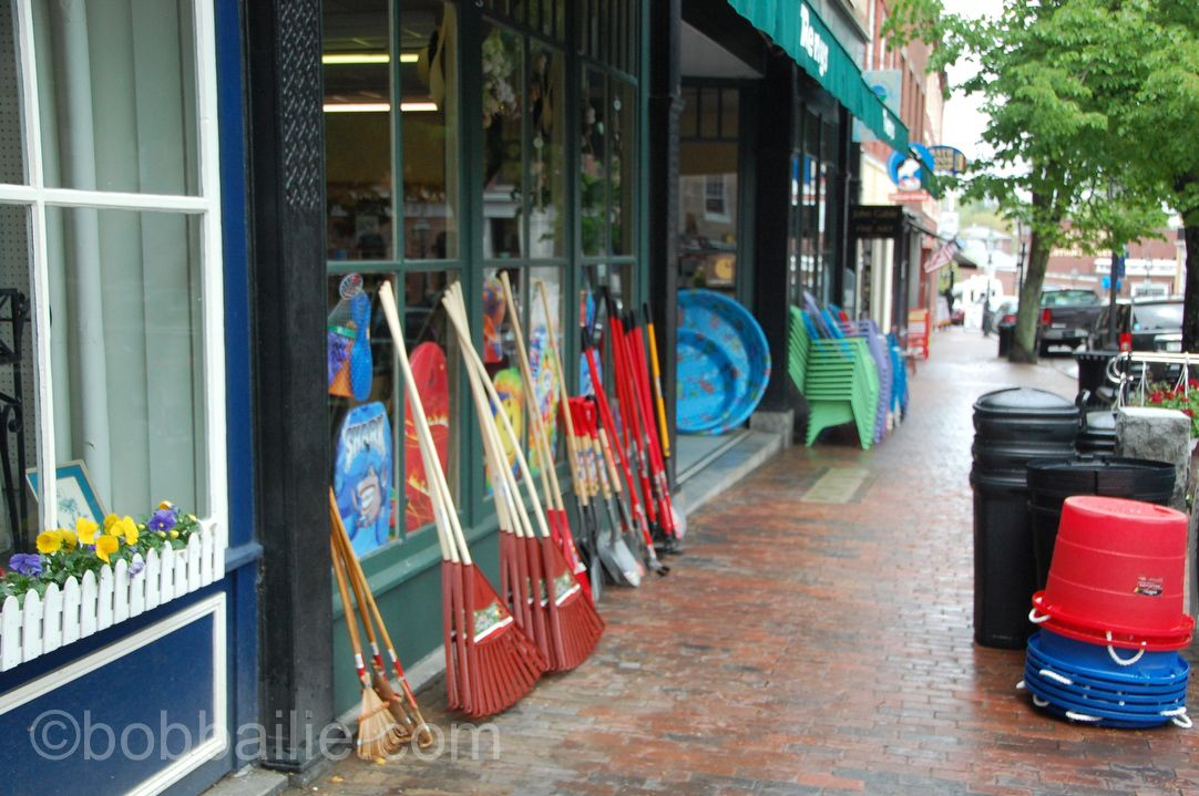 Front of Reny's Store on Front St. (With images) Maine