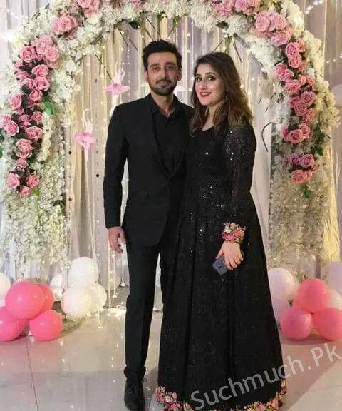 Pakistani Celebrities Who Married To Their Cosuins Babar Khan Is A Brilliant Pakistani Actor Babar Khan Is K Celebrities Bridesmaid Dresses Popular Actresses